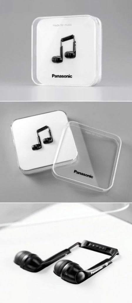 Packaging per cuffiette
