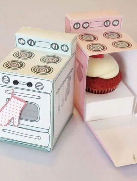 Packaging per dolci